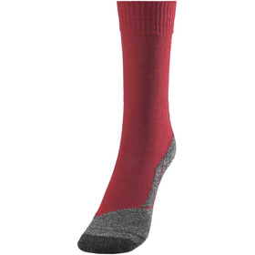 Falke TK2 Socks Women red